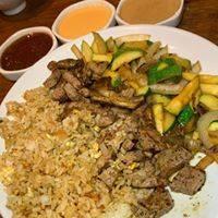 Benihana - Schaumburg best west loop restaurants;