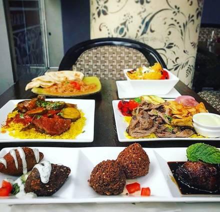 Kurah Mediterranean Tapas best chicago rooftop restaurants;