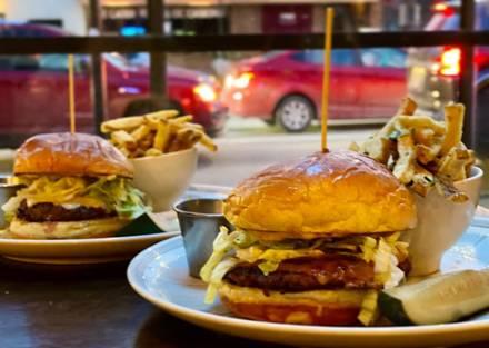 Fountainhead best fried chicken in chicago;