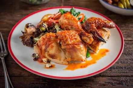 Saint Lou's Assembly best italian restaurant in chicago;