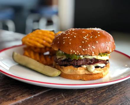 Saint Lou's Assembly best german restaurants in chicago;