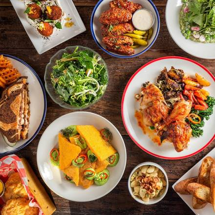Saint Lou's Assembly best restaurants in chicago loop;