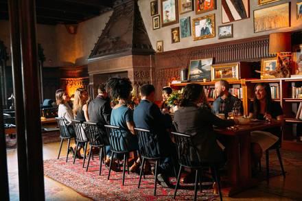 Cherry Circle Room best restaurants west loop chicago;