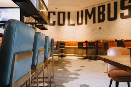 Columbus Tap best ramen in chicago;