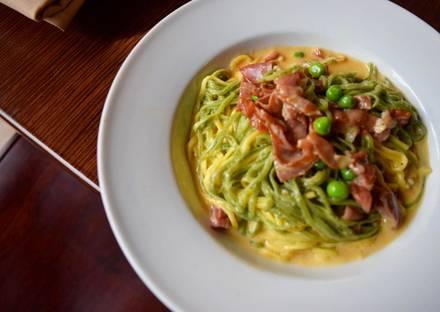 Riccardo Trattoria best comfort food chicago;