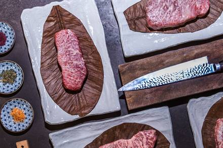 Roka Akor Old Orchard USA's BEST STEAK RESTAURANTS 2021;