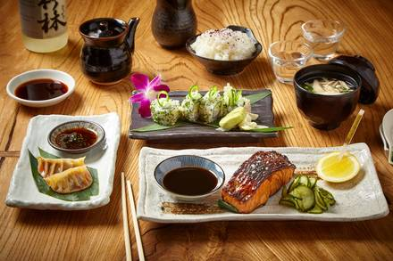 Roka Akor Old Orchard Best Steakhouse;