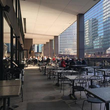 Rivers best italian restaurant in chicago;
