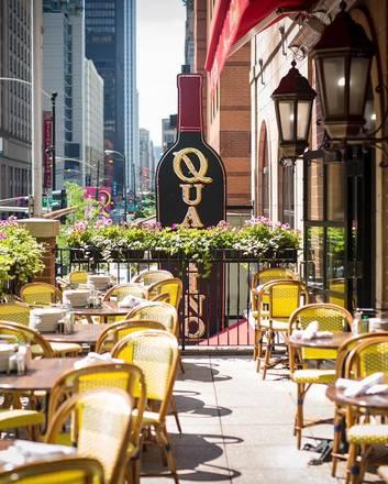 Quartino best german restaurants in chicago;