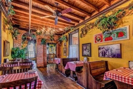 Vinny Vanucchi's 'Little Italy' - Galena best chicago rooftop restaurants;