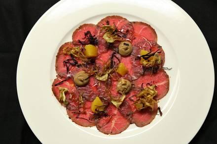 Trattoria No. 10 best italian restaurant in chicago;