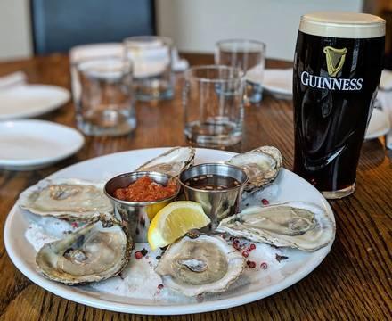 Mrs. Murphy & Sons Irish Bistro best ramen in chicago;