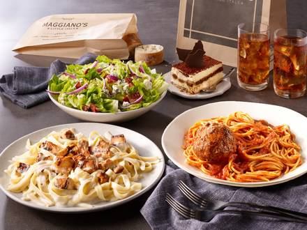 Maggiano's - Chicago best comfort food chicago;