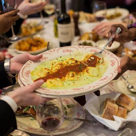 Maggiano's - Chicago best restaurant chicago;