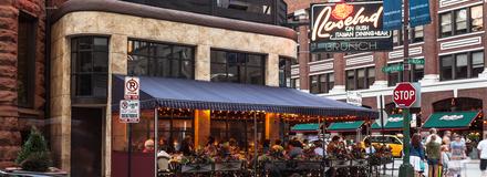 Rosebud on Rush best german restaurants in chicago;