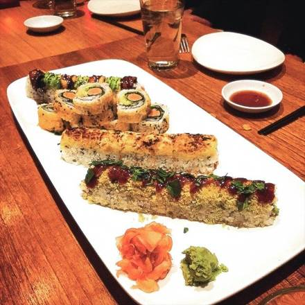 Rise Sushi & Sake Lounge best german restaurants in chicago;