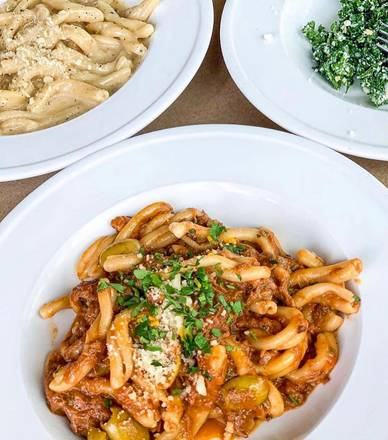 La Cantina Italian Chophouse best comfort food chicago;