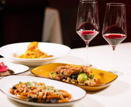 La Cantina Italian Chophouse best german restaurants in chicago;