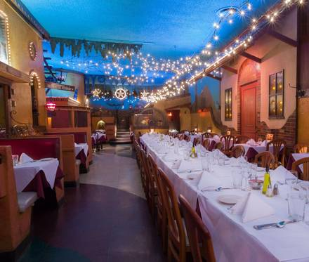 La Cantina Italian Chophouse best greek in chicago;