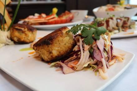 Riva Crabhouse on Navy Pier Best Steak Restaurant;
