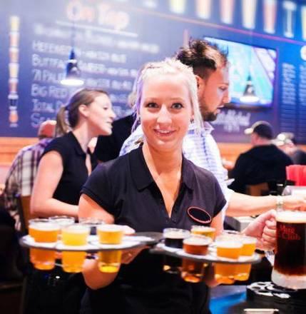 Ram Restaurant & Brewery - Rosemont best ramen in chicago;