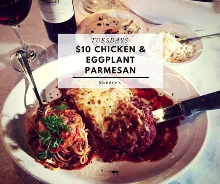Mandile's Italian Restaurant best german restaurants in chicago;