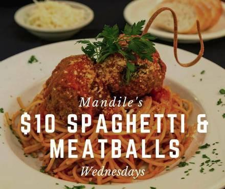 Mandile's Italian Restaurant best comfort food chicago;