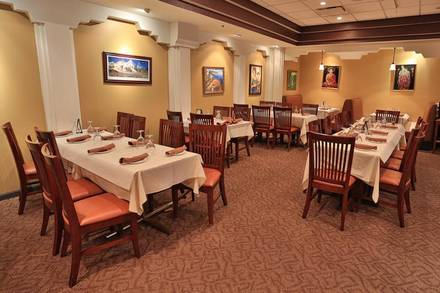 Chicago Curry House (Indian and Nepalese Restaurant) best greek in chicago;