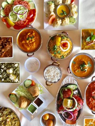 Chicago Curry House (Indian and Nepalese Restaurant) best chicago rooftop restaurants;
