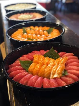 Ringo Sushi best chicago rooftop restaurants;