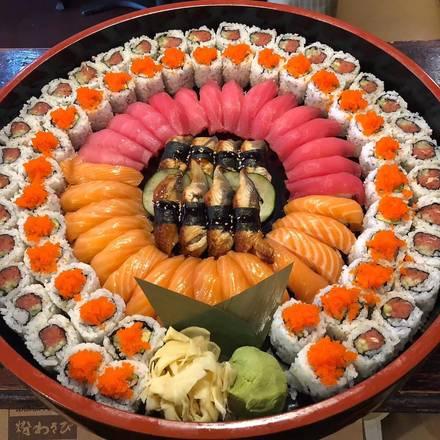 Ringo Sushi best comfort food chicago;