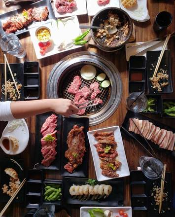 Gyu-Kaku - Chicago best comfort food chicago;