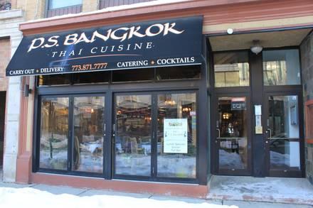 P.S. Bangkok best ramen in chicago;
