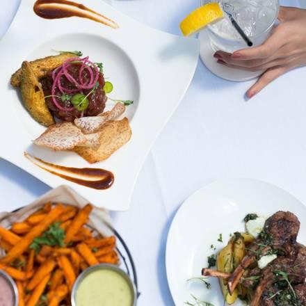 The I|O Godfrey best restaurant chicago;