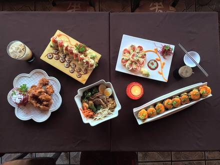S@kura fusion japanese & Sushi Restaurant best french bistro chicago;