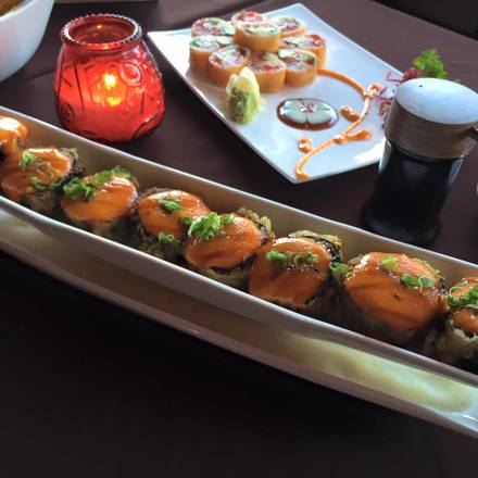 S@kura fusion japanese & Sushi Restaurant best german restaurants in chicago;