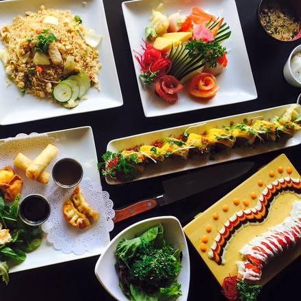 S@kura fusion japanese & Sushi Restaurant best italian restaurant in chicago;
