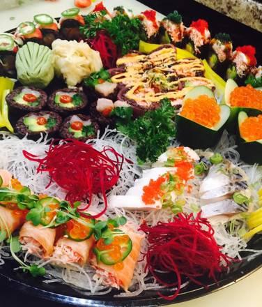 S@kura fusion japanese & Sushi Restaurant best ramen in chicago;