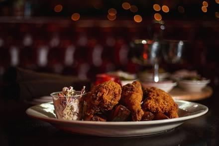 Millie's Supper Club  best restaurants west loop chicago;