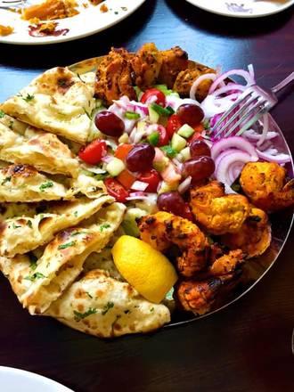 Indian Garden - Streeterville best german restaurants in chicago;
