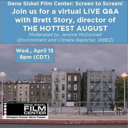 Gene Siskel Film Center best greek in chicago;