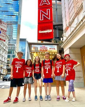 Goodman Theatre best comfort food chicago;