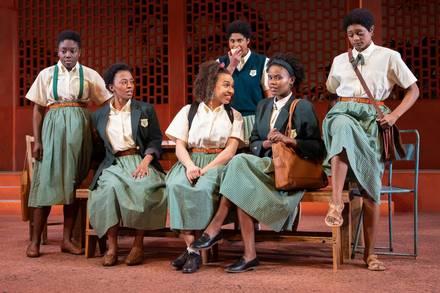 Goodman Theatre best greek in chicago;