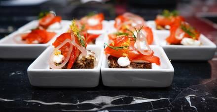 LondonHouse best italian restaurant in chicago;