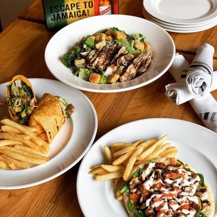 Mr. Brown's Lounge - Loop best italian restaurant in chicago;