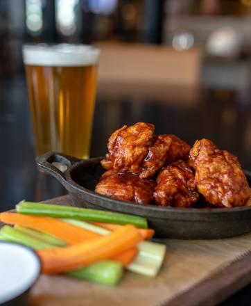 Sidebar Grille best comfort food chicago;