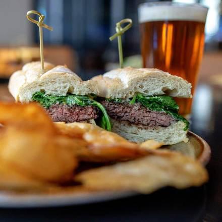 Sidebar Grille best french bistro chicago;