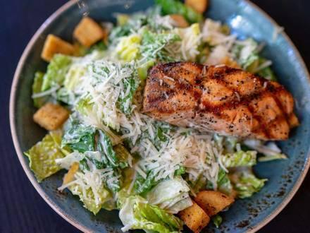 Sidebar Grille best ramen in chicago;
