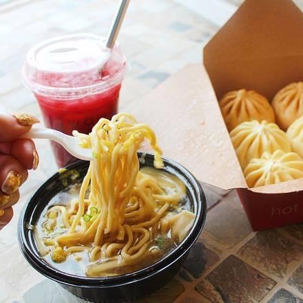 Wow Bao - Theatre District best comfort food chicago;