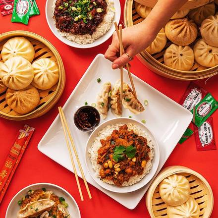 Wow Bao - Lakeview best greek in chicago;